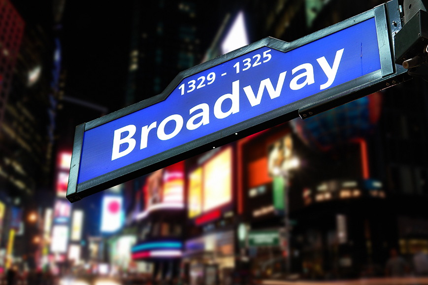 USA - New York Broadway Show - Jersey Boys