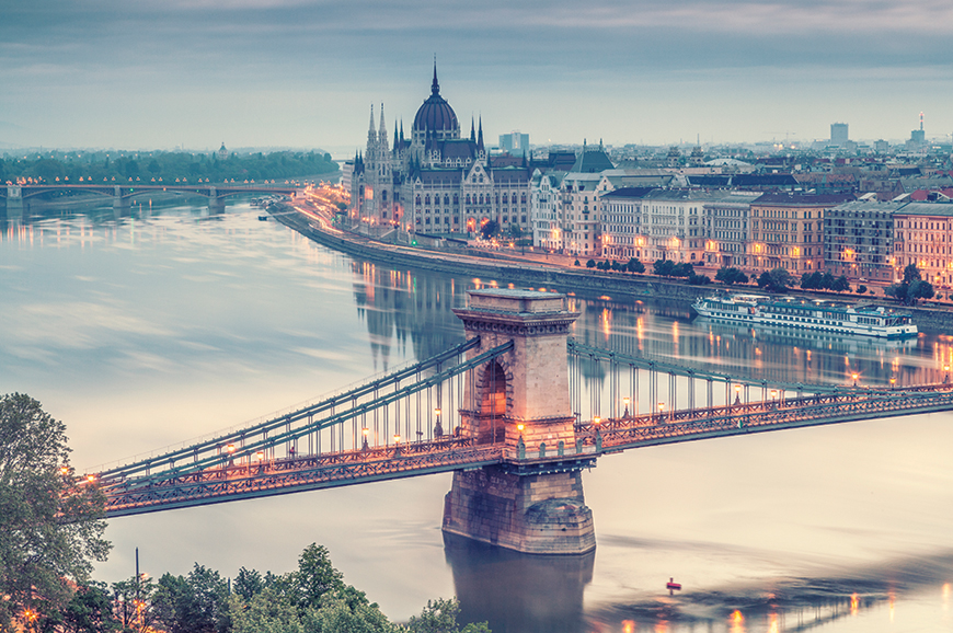 Explorer Package - A Danube Christmas River Cruise
