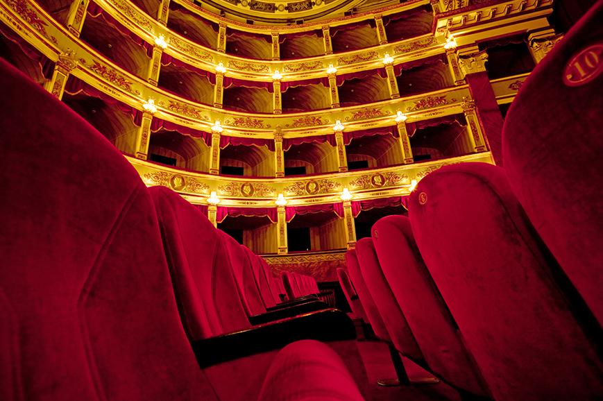Italy - Montecatini Opera Festival