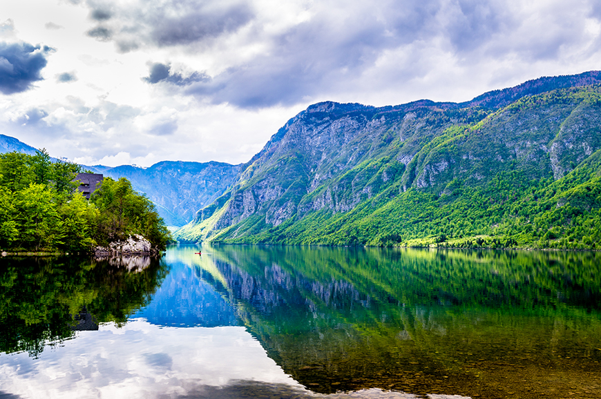 Slovenia - Bohinj and Mount Vogel