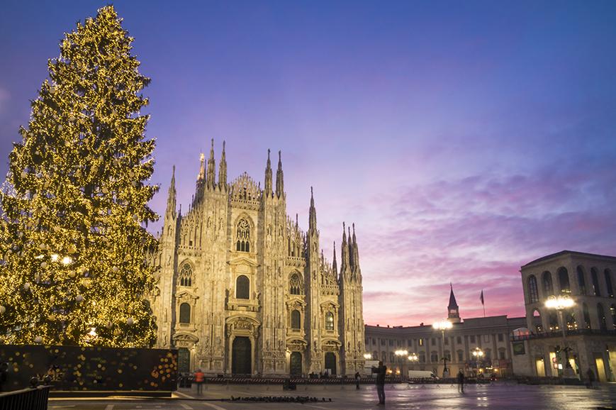 Italy - Festive Milan