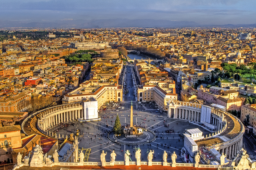 Italy - Rome and its Historical Highlights including the Vatican Museums and Sistine Chapel skip the line