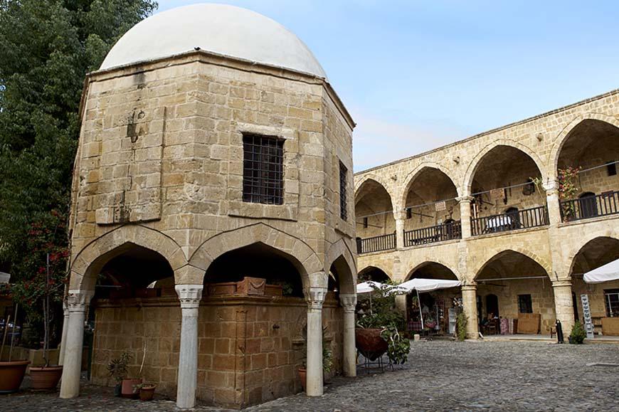 Nicosia - The capital of Cyprus