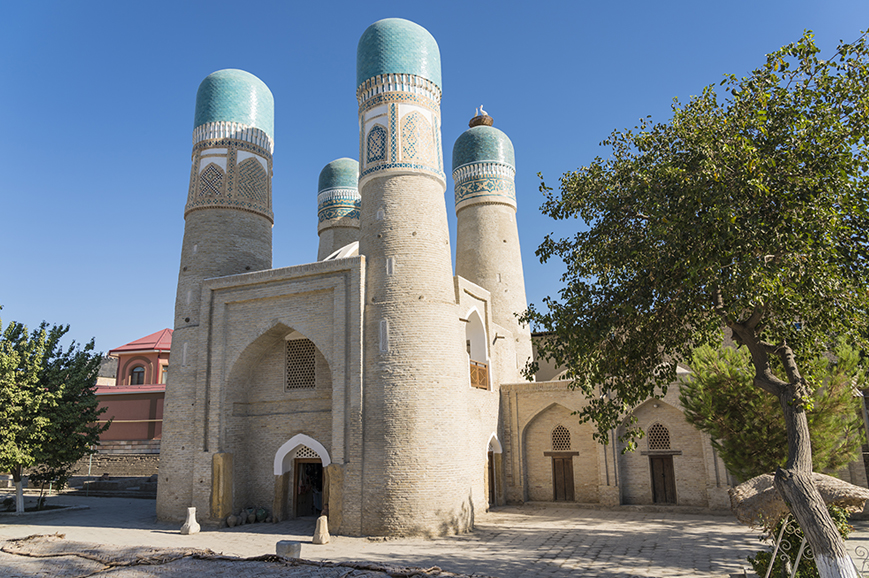 Tour of the Necropolis and the summer residence of the last Emir