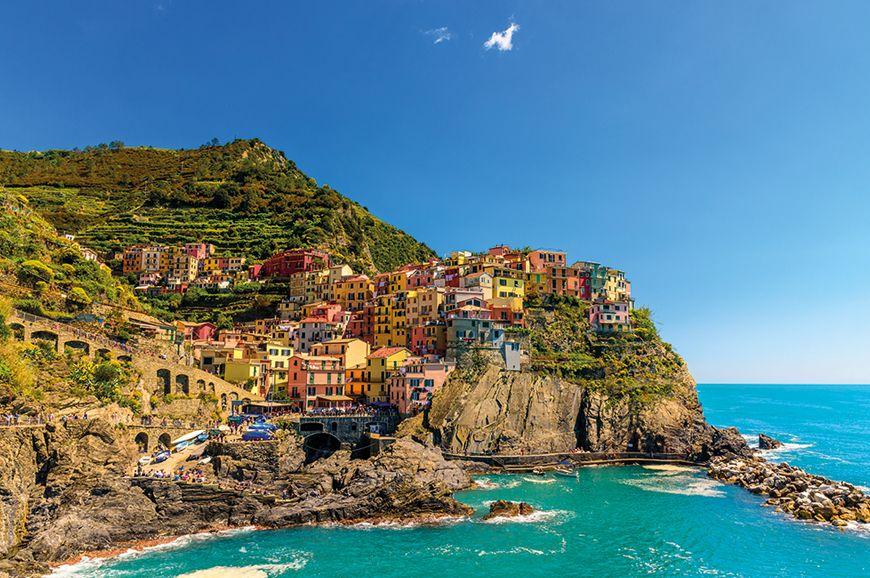 Italy - Cinque Terre Boat Trip