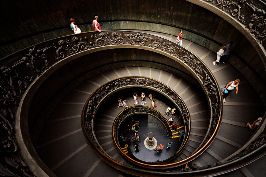 """Italy - Guided """"Skip the line"""" entrance to Vatican Museum and the Sistine Chapel in Rome"""