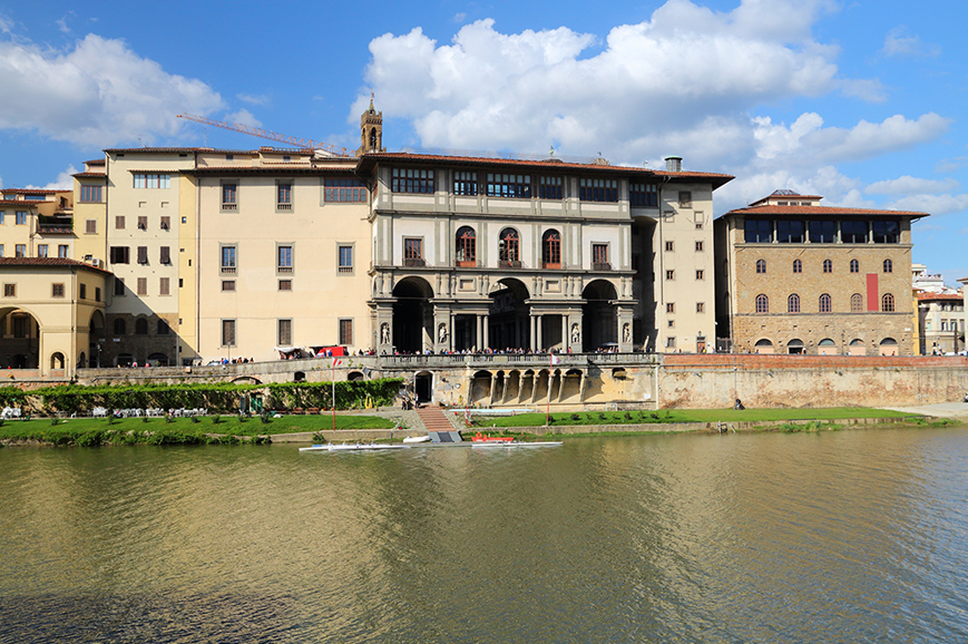 """Italy - Guided """"Skip the Line"""" entry to the Uffizi Gallery Museum in Florence"""