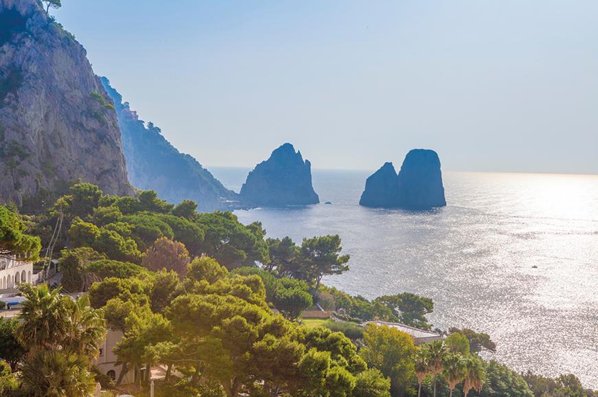 Italy - Visit to the Enchanting Island of Capri