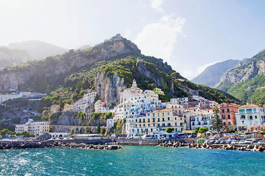 Italy - Sorrento - Drive along the Amalfi Coast