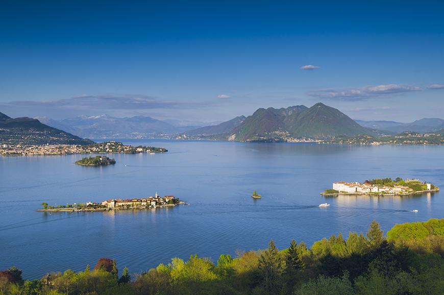 Italy - Borromean Islands Cruise