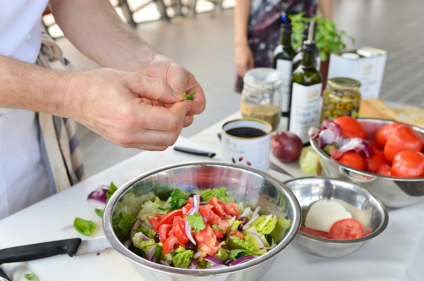 Italy - Trentino cookery class and lunch