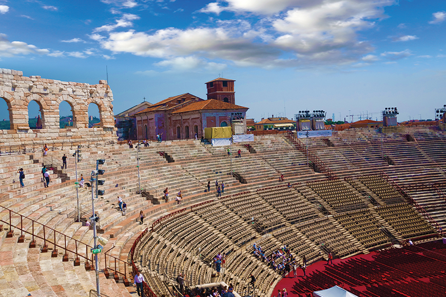 Italy - Discover Historic Verona