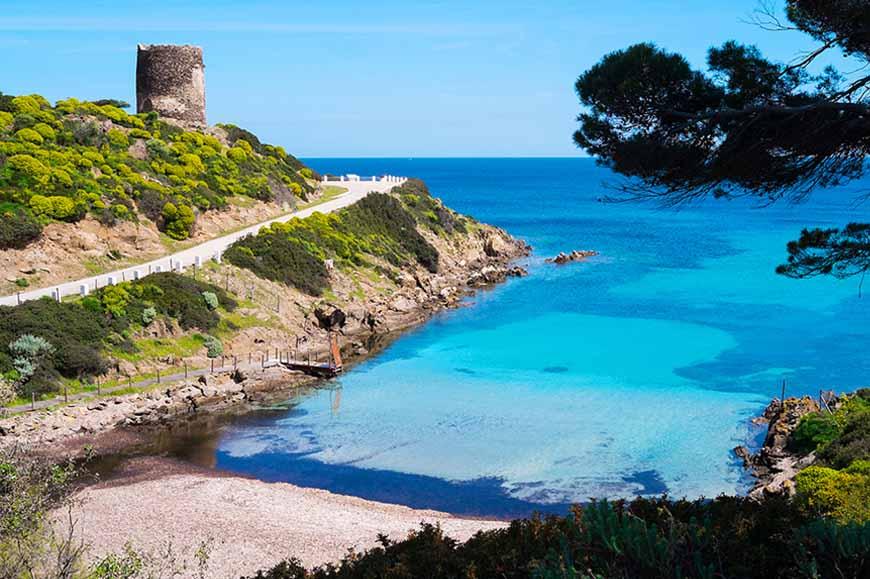 Italy - 4x4 Asinara marine reserve island adventure