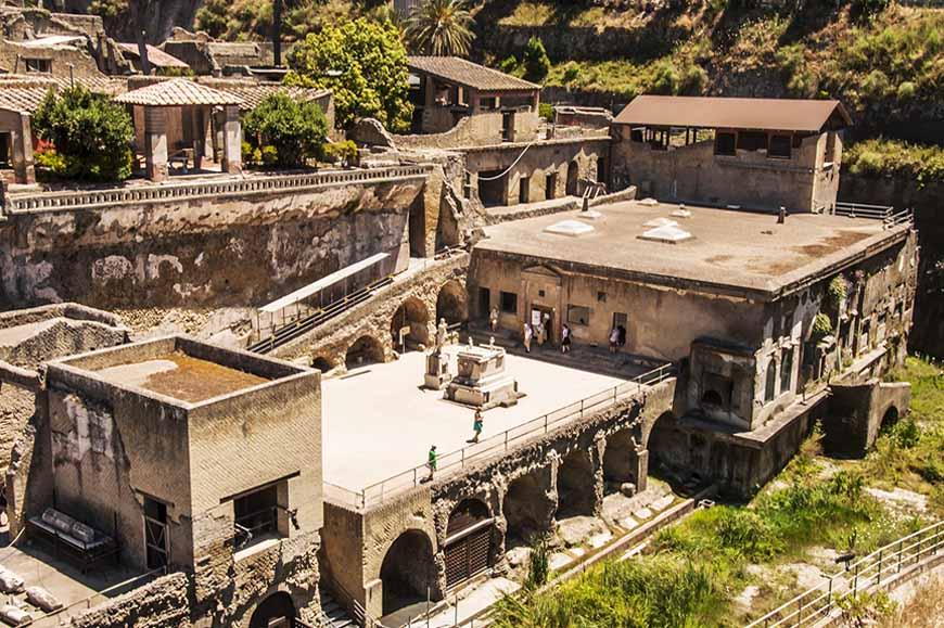 Herculaneum and Naples Museum