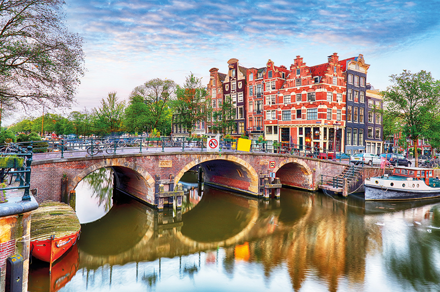 Holland and The Classic Rhine - Explorer Package