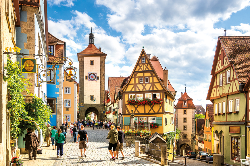 France - Strasbourg to Budapest Discovery package