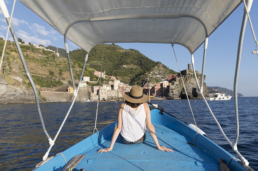 Montecatini Terme - Boat trip around the Cinque Terre
