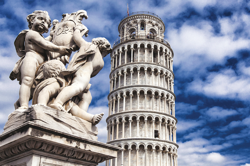 Montecatini Terme - Discovery tour of Pisa and Lucca