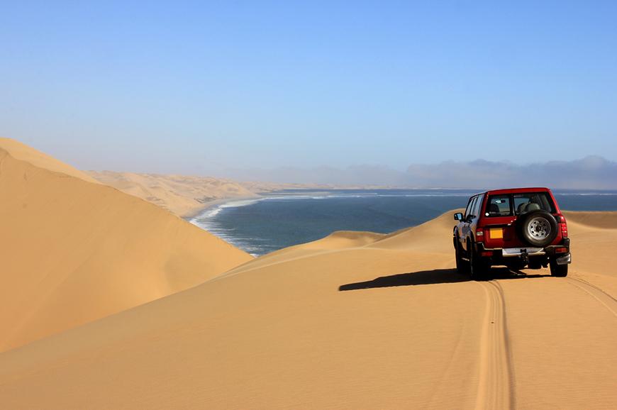 Namibia - Swakopmund - Living Desert 4x4 Dune Adventure
