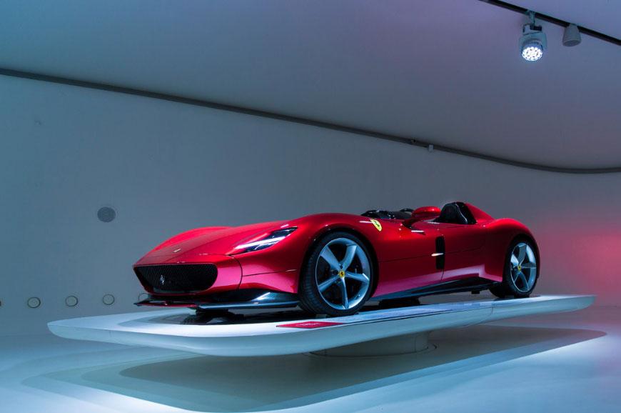 Italy - Cruising the Heart of Italy - Mantua to Venice - Ferrari Museum