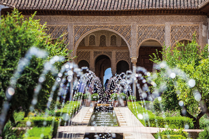 Prebookable Granada and The Alhambra Palace