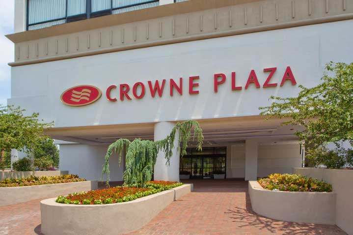 Crowne Plaza Old Town Alexandria - Guest Reservations
