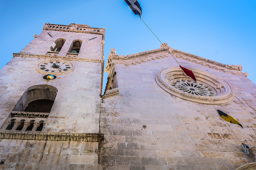 St Mark's Cathedral, Korcula