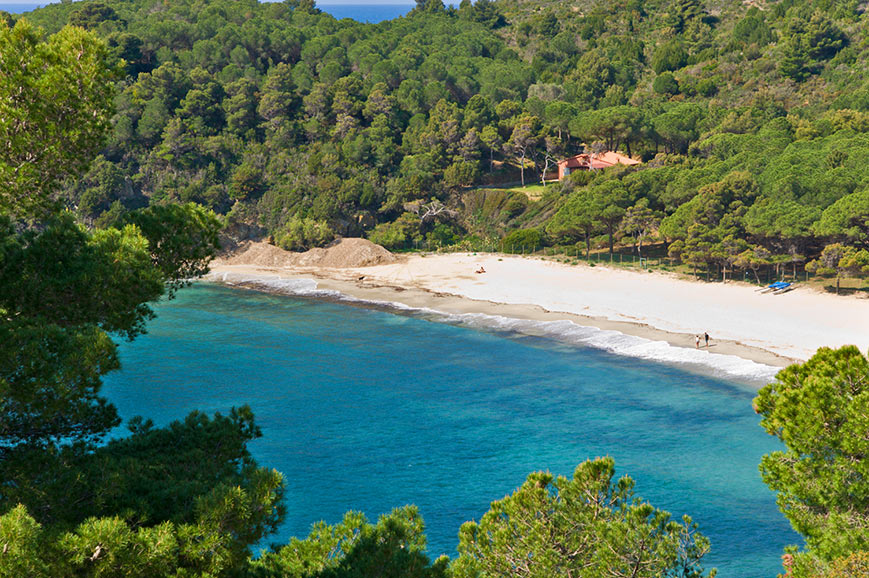 Marina di Campo, Isle of Elba