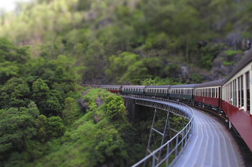 Kuranda Railway, Cairns