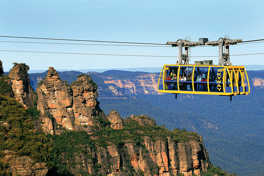 Cable Car, Blue Mountains