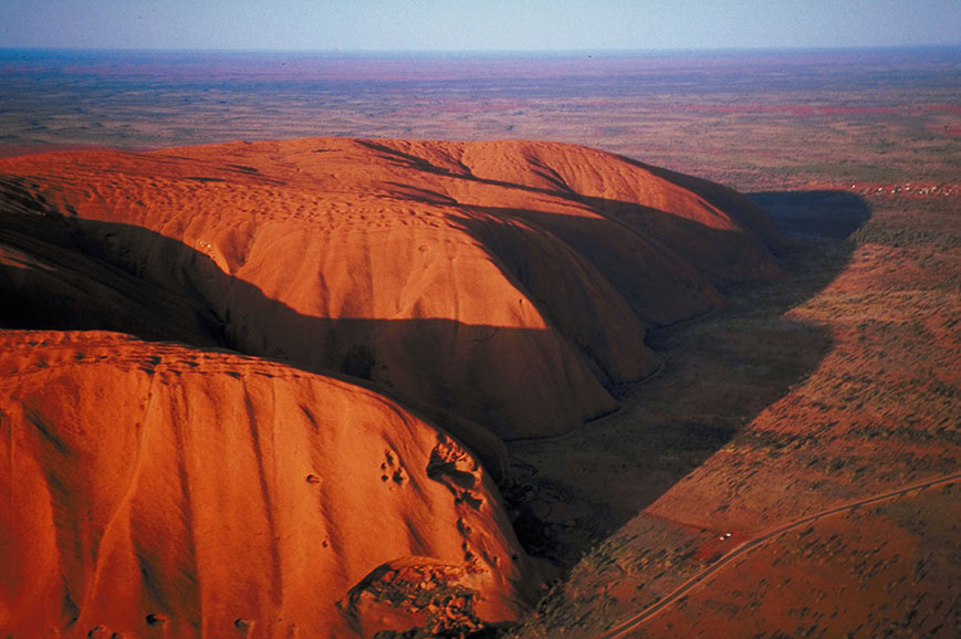 Ayers Rock, Alice Springs