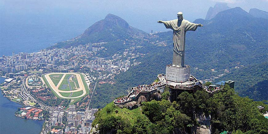 Statue of Christ, Rio