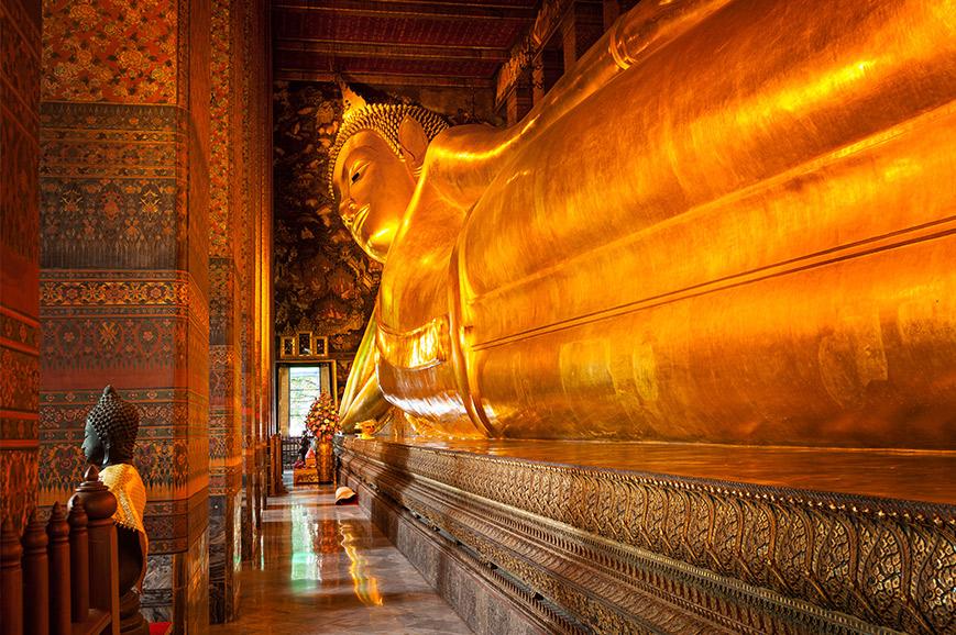 Giant Gold Buddha, Bangkok