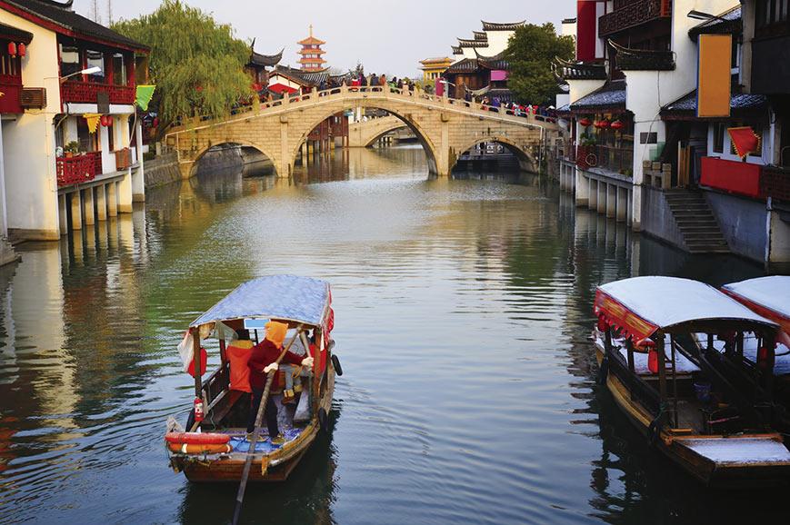 Suzhou Canels