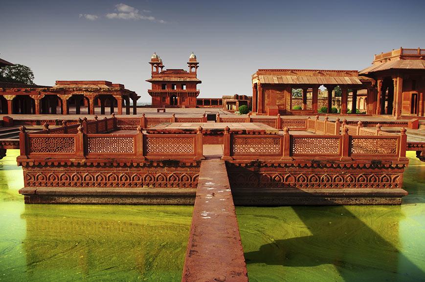 Fatehpur Sikiri