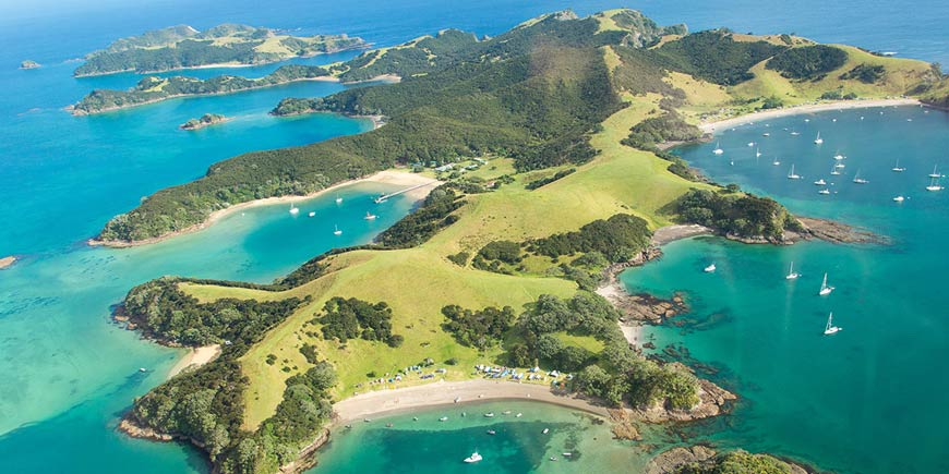 Bay of Islands, Northland
