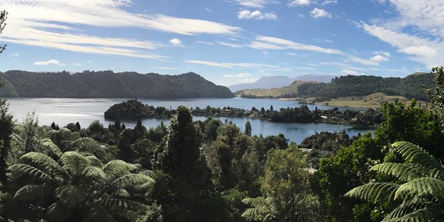 Mt Tarawera, Rotorua