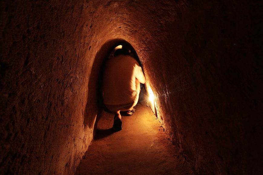 Ch Chi Tunnels