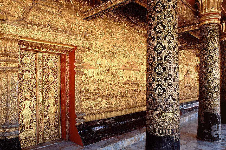 Wat Xien Thong, Luang Prabang