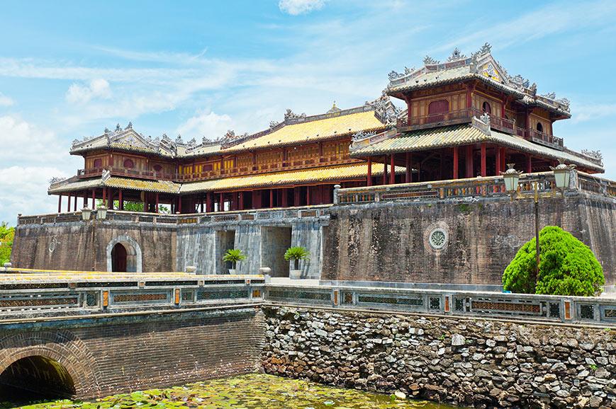 Hue Citadel, Hoi An