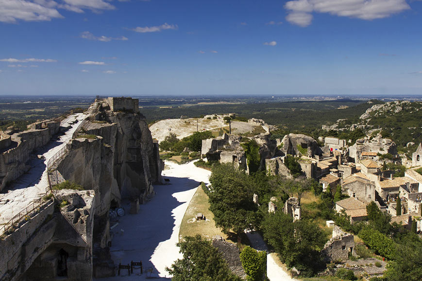 Escorted Tours Provence France