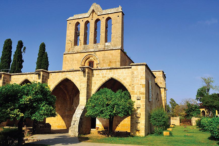 Bellapais Monastery