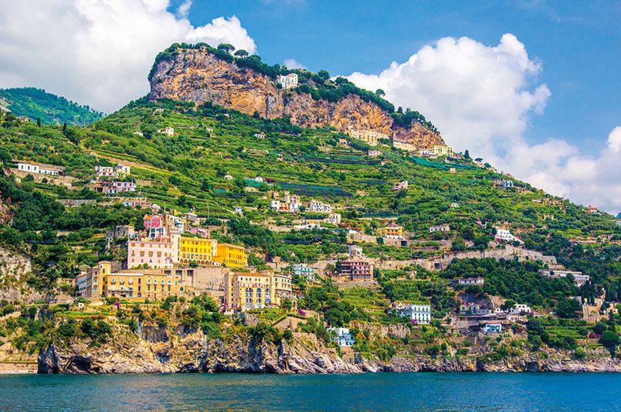 Italy S Cilento Coast Spa Escape Singles Tours With Just You