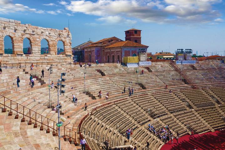 Verona Roman Arena