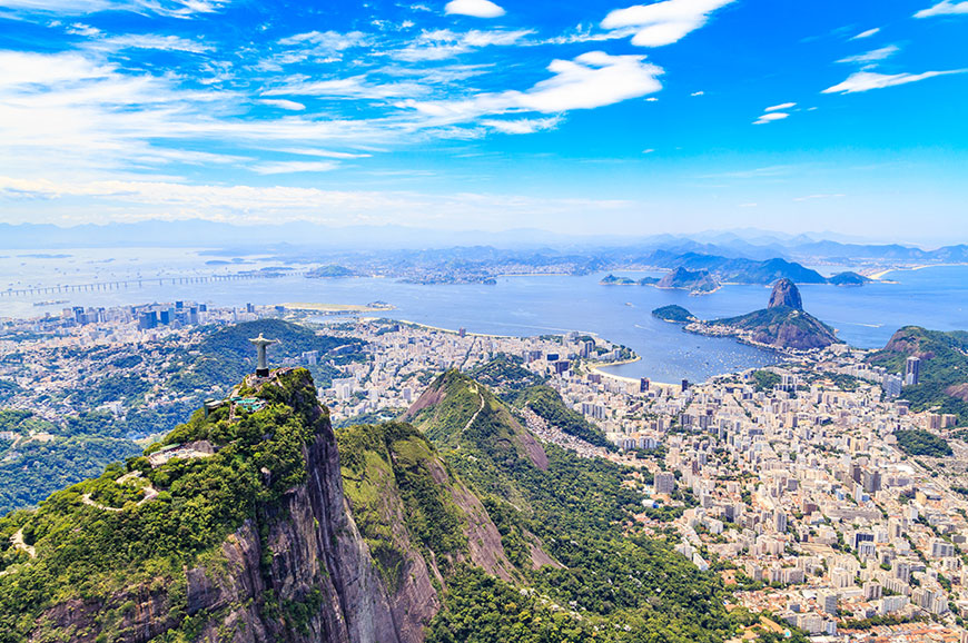 Brazil dating tours