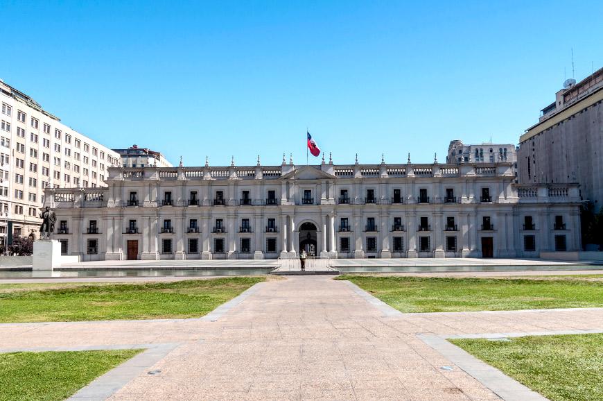 Moneda Palace