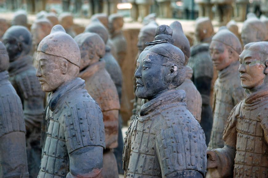 Han Tombs, Xian