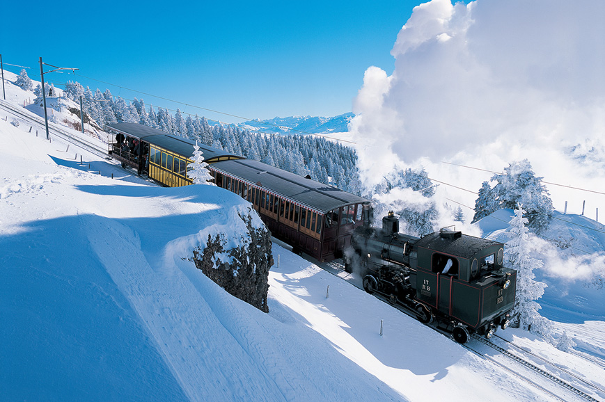 Mount Rigi Railway, Switzerland