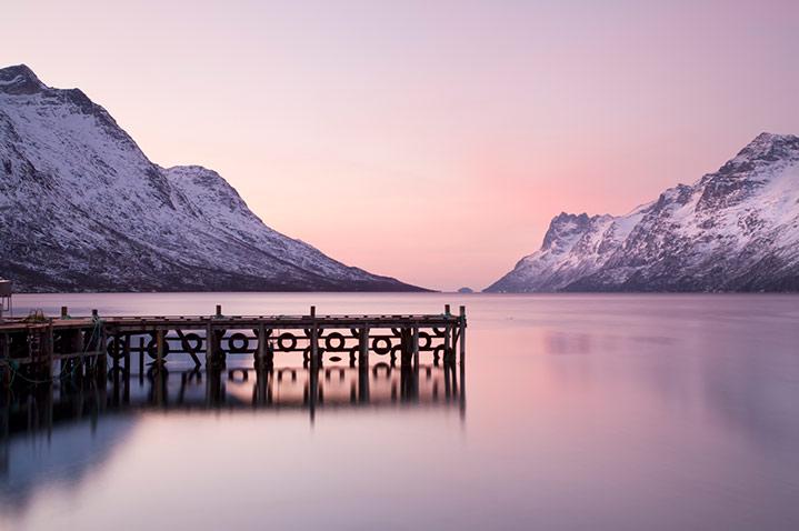 Ersfjordbotn Pier, Tromso
