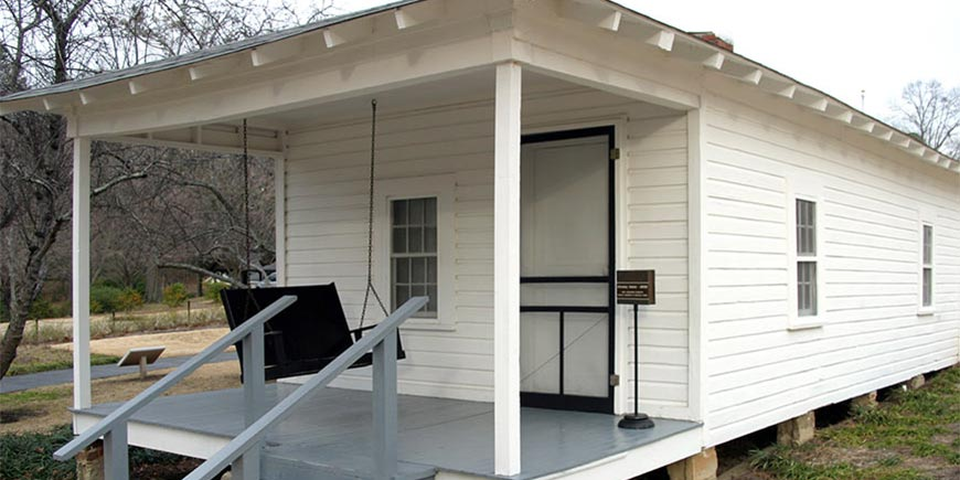 Birthplace of Elvis Presley, Tupelo